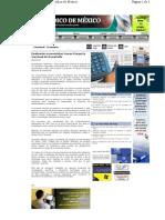 19-01-11 Evaluarán economistas proyecto nacional de desarrollo