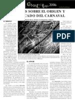 carnaval-origen