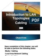 Introduction of Lan Topology