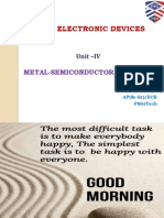 1.Metal Semiconductor Junction.pptx