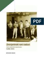 Zrenjaninski Rani Radovi / dopunjeno izdanje