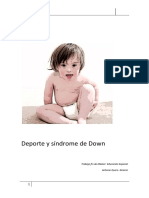 Deporte y síndrome de Down-