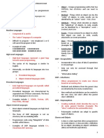 Object Oriented Programming.docx
