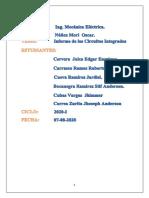 2. INFORME DE LOS CIRCUITOS  INTEGRADOS 555 Y 556