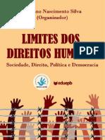 Luciano Nascimento Silva (Org.) - Limites dos DireitosHumanos - Eduepb, 2020