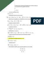 Ecuaciones Unidad 3 Fisicoquímica II Reacciones Reversibles
