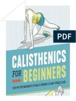 Matt Schifferle - Calisthenics for Beginners_ Step-by-Step Workouts to Build Strength at Any Fitness Level-Rockridge Press (2020)