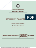 Manual de Ortopedia y Traumatologia PUC