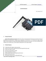 USR-W610-datasheet-V1.0.1