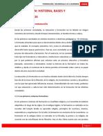 Formación y E-learning. M1