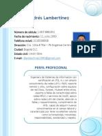 Daniel Andres Lambertinez C.