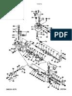 096000-3070 listade peças e plano de teste