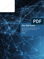 Par EIS Fund - Investment Agreement and Custodian Terms Of Business - April 2020