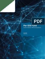 Par EIS Fund - Information Memorandum - April 2020.pdf