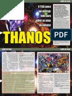 Chefe de Fase - Thanos