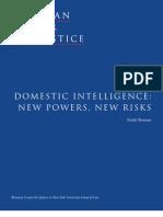Domestic Intelligence