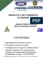 OPERATIVA DE COMERCIO EXTERIOR