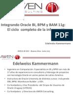Integrando Oracle BPM y BAM