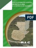 Ley del RIC PDF Nueva Imagen 300908