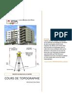Cours de Topographie BTS LPS1