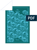 The Odyssey Homer Full Text PDF