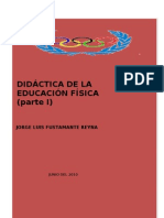 LIBRO .DE DIDACTICA DE LA E. F.  parte I