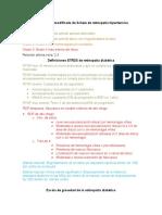 Retinopatía dibética e hipertensiva