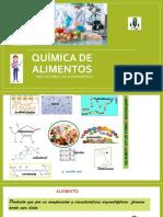 QUÍMICA DE ALIMENTOS -QU