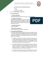 CONFLICTO SOCIOAMBIENTAL - FJMP