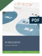50 MCQs JOB ANALYSIS