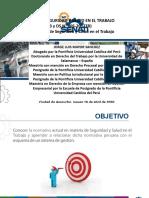 2. LA LEY DE SEGURIDAD Y SALUD EN EL TRABAJO Y SU REGLAMENTO.pptx