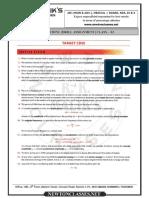 Oscillations  Worksheet ( Fully Solved )