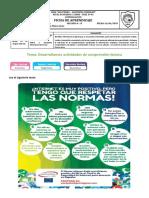 SEM 9 - 4º - FICHA DE DESARROLLAMOS ACTIVIDADES DE COMPRENSION LECTORA 10 DE JUNIO