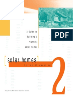 A Guide to Building and Planning Solar Homes in North Carolina