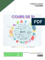mathsCours5eme