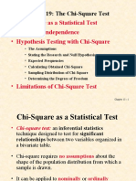 Lecture 19_The Chi-Square Test