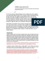 Apuntes Parábolas-La higuera estéril - Perez Millos con notas y versículos