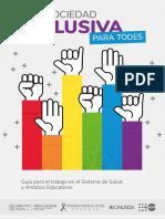 Formación de Formadores en Derechos Humanos, Diversidad Sexual e Identidad de Género en el contexto del VIH