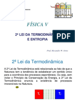 Aula 4 - 2a Lei daTermodinâmica e Entropia.pdf