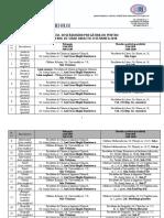 Grafic pregatiri grad didactic II   2018