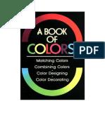 Kobayashi A Book of Colors
