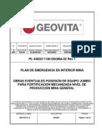 PL-4400211100-SSOMA-02  Rev 1 PEMERG