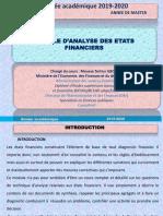 cours analyse des états fciers 2018-2019