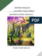 MUNDO MÁGICO - GUÍA DE MEDITACIÓN PARA NIÑOS