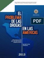OEA El Problema de las Drogas