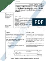 NBR 12940 - Tecnologia de informacao - Cabos para utilizacao.pdf