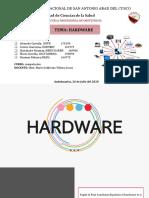 HARDWARE-COMPUTACION UNSAAC