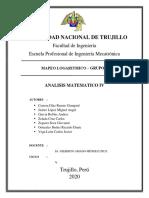 GRUPO 7 - MAPEO LOGARITMICO