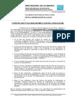 COMUNICADO 013-2020