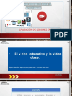GUIA CREACIÓN DE VIDEO EXITOSO PARA TUS CLASES